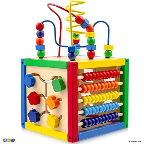Activity Cube Bead Maze