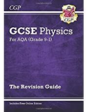 Grade 9-1 GCSE Physics: AQA Revision Guide with Online Edition - Higher (CGP GCSE Physics 9-1 Revision)