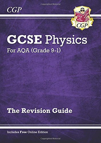 New Grade 9-1 GCSE Physics: AQA Revision Guide with Online (Aqa Revision Guide)