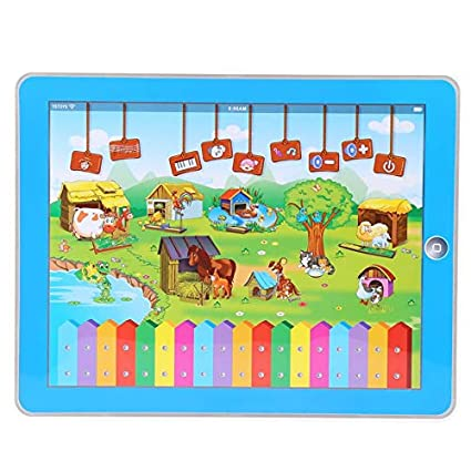 Study High Quality Early Education >> Amazon Com Best Quality Education Toy Children Tablet Toy