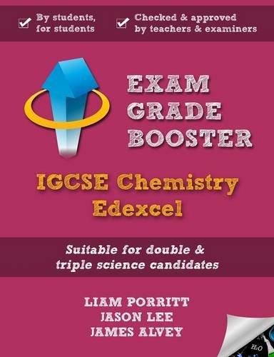 Exam Grade Booster: IGCSE Chemistry Edexcel