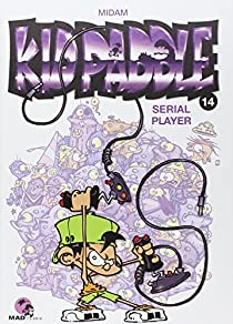 Kid Paddle, tome 14 : Serial Player par Midam
