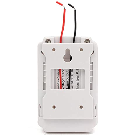 LAPUTA Direct 12V Combustible Gas Leak Detector Monitor ...
