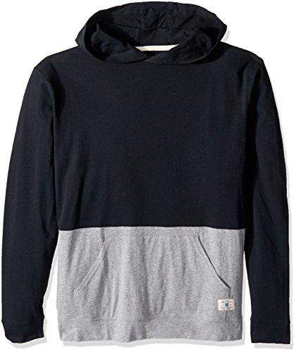 Dc Cotton Polo Shirt (DC Apparel Big Boys' Heroland Ph Knit Top, Black, 10)