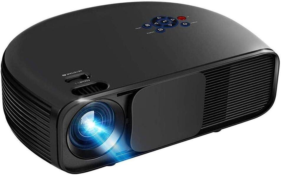 Proyector, proyector de vídeo 3600Lux, proyector Full HD con ...
