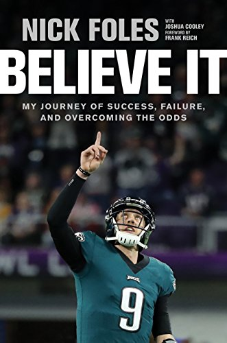Believe It: My Journey of Success, Failure, and Overcoming the Odds cover