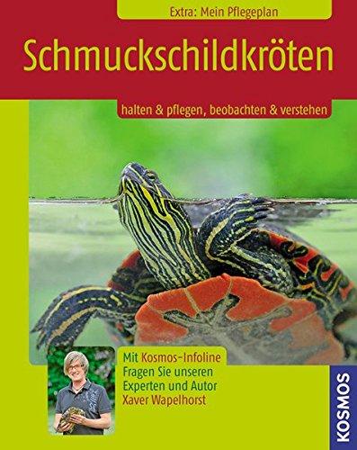Schmuckschildkröten: halten & pflegen, beobachten & verstehen (Blinker Minis)