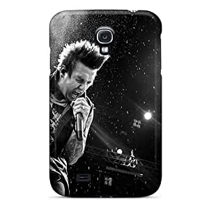 Excellent Cell-phone Hard Cover For Samsung Galaxy S4 (EiC1550NDxa) Unique Design Stylish Papa Roach Image
