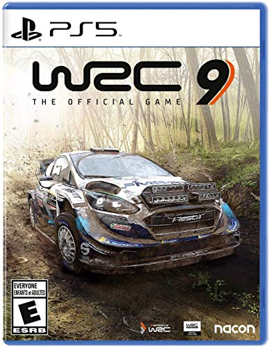 WRC 9 (PS5) – PlayStation 5