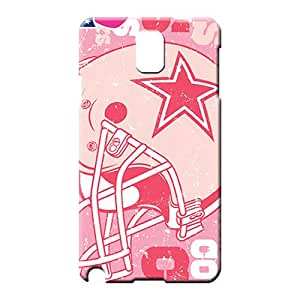 samsung note 3 Appearance Protective Protective Stylish Cases phone carrying covers dallas cowboys nfl football