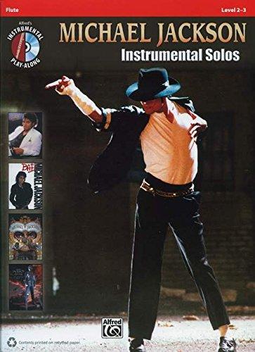 Michael Jackson - Instrumental Solos: Flute (Pop Instrumental Solos Series)