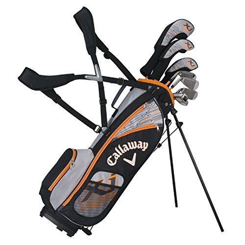 Callaway Boys XJ Hot Junior Set, Right Hand, 5-8 Years Old (Callaway X-tour 6 Iron)