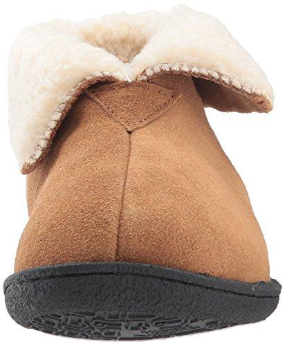 Woolrich Womens Lodge Bootie Ii Slipper Chestnut