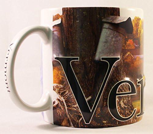Vermont Coffee Mug Kitchen Dining Amazon Com