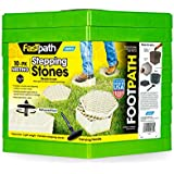Camco 44533 Green Fastpath Portable Stones (Ideal for Providing A Solid Stepping Surface and Keeping Shoes Clean
