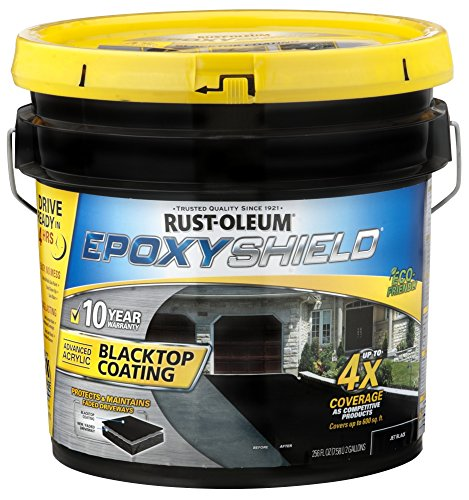 RUST-OLEUM 247471 Epoxy Blacktop