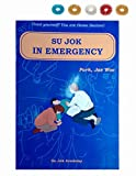 Su Jok Academy Emergency by Park Jae Woo + Sujok Acupressure Rings Set of 5 Paperback Book
