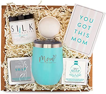 New Mom Gifts Ideas Mom Est 2019 Spa Gift Box Best Present Idea For