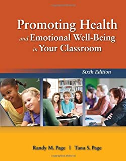 Amazon adolescence and emerging adulthood books a la carte promoting health and emotional well being in your classroom fandeluxe Gallery