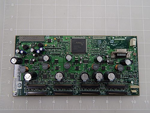 (HP Hewlett Packard (Invent) Q1271-60158 Great Wall Carriage Controller Board T87881)