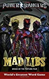 img - for Power Rangers Mad Libs book / textbook / text book