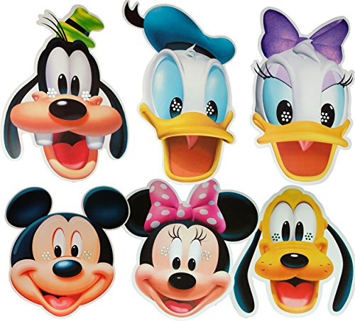 Daffy Duck Mask - Disney - MULTI PACK - Card