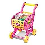 DICPOLIA Shopping Carts Fruit Vegetable Pretend