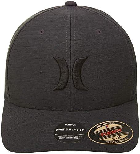 Hurley Mens Dri-fit Cutback Curved Bill Baseball Hat