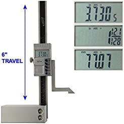 iGaging Digital Electronic Height Gauge ...
