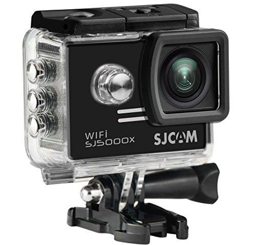 SJCAM SJ5000x Elite 12MP Sony IMX078 Sensor 4K at 24FPS 2' LCD Sport Action Camera