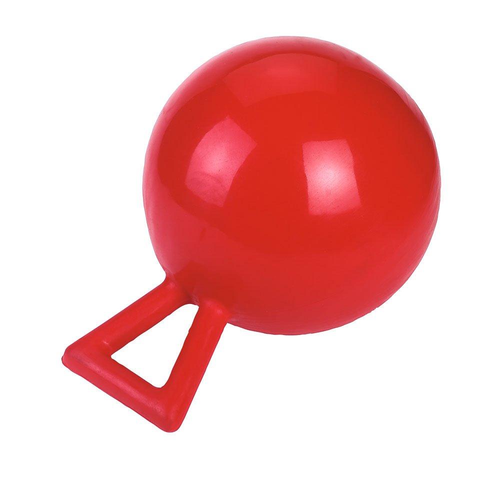 Kerbl Pelota para caballos, rojo, 25 cm 32398