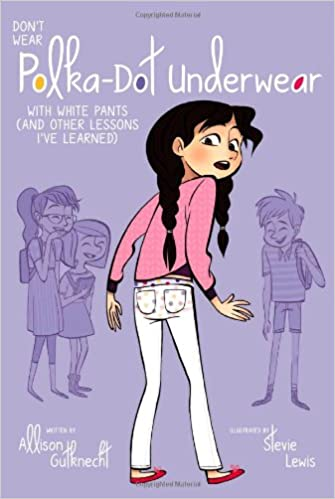 2545e4154 Amazon.com  Don t Wear Polka-Dot Underwear with White Pants  (And ...