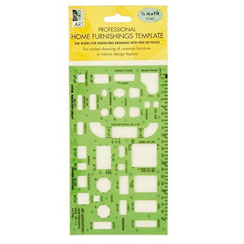 Art Alternatives Professional Home Furnishing Template 1 /8, Green