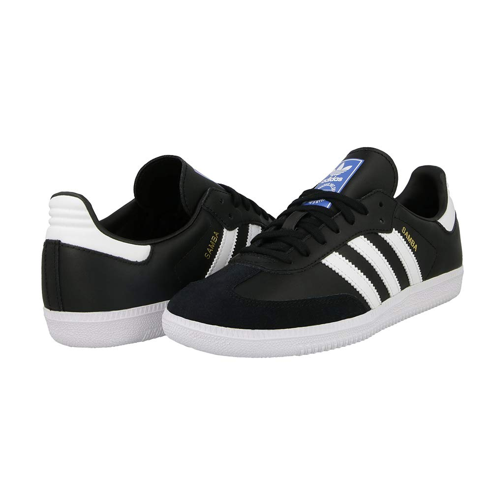 adidas Originals Samba Boys Grade School Big Kids B37294 Size 3.5 Black