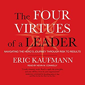 The Four Virtues of a Leader Hörbuch
