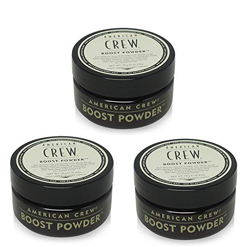 American Crew By American Crew Boost Powder 0.3 Oz (Package of 3)