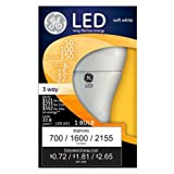 Tools & Hardware : GE Lighting 92119 3-Way LED 50/100/150-watt replacement  A21 Bulb with Medium Base, Soft White, 1-Pack