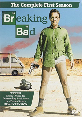Breaking Bad: Seasons 1-3 by Sony Pictures Home Entertainment