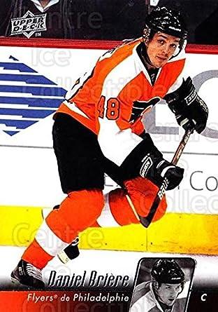 Amazon.com  (CI) Daniel Briere Hockey Card 2010-11 Upper Deck French ... d72f27b56