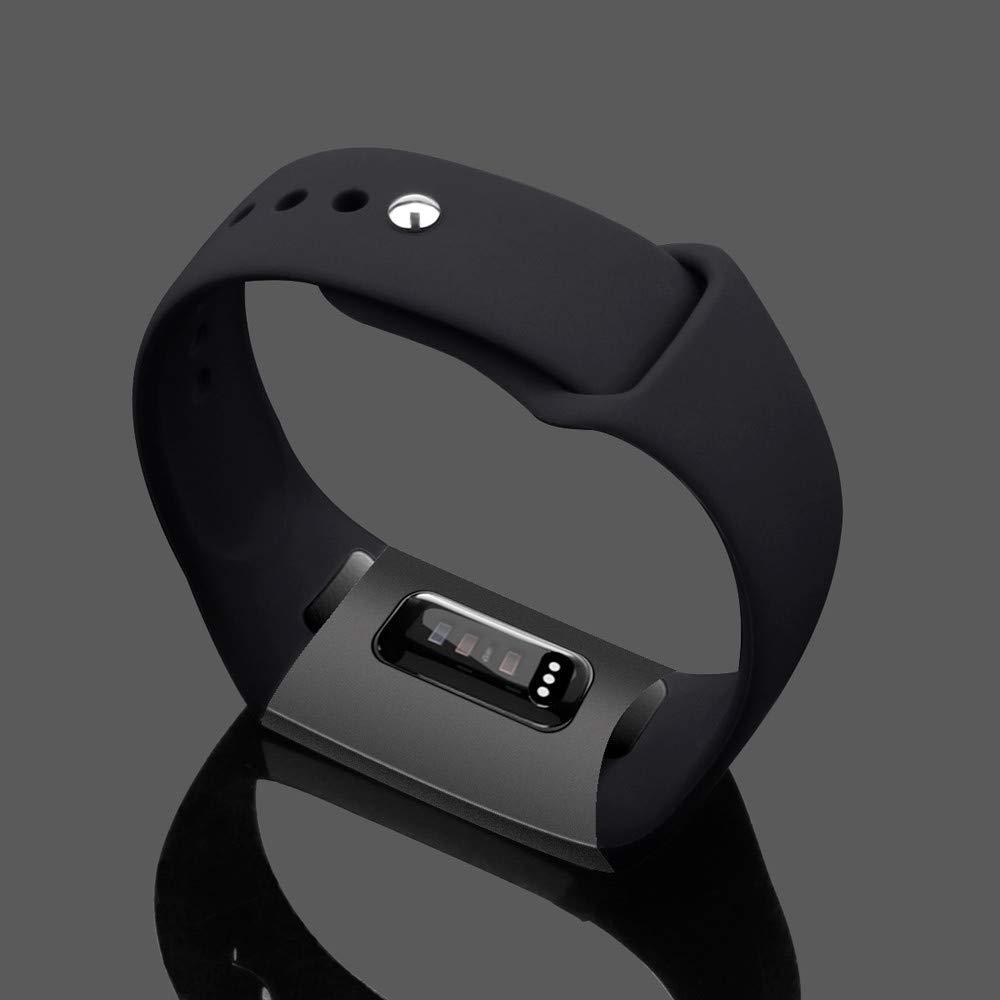 Hunpta@ CinturinoNuovo Cinturino con Cinturino in Silicone Sportivo Moda Traspirante per Fitbit Charge 3