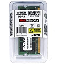 A-Tech for Apple 8GB Memory Ram Module PC3-12800 1600MHz Macbook Pro 13-inch/15-inch Mid 2012 iMac 21.5 inch Late 2012 Early Late 2013 Late 2014 Mid 2015 Mac Mini Late 2012 A1286 MD101LL/A MD102LL/A