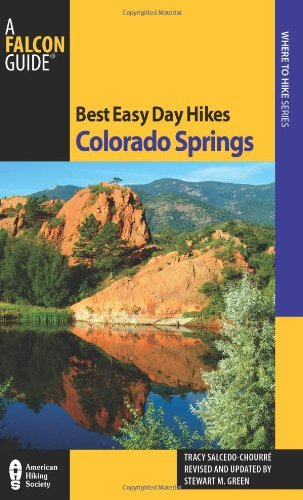 Best Easy Day Hikes Colorado Springs (Best Easy Day Hikes Series) by Stewart M. Green - Mall Colorado Springs Shopping