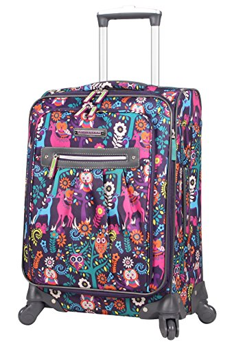 lily-bloom-carry-on-expandable-design-pattern-luggage-with-spinner-wheels-for-woman-20in-wildwoods