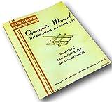 Farmhand F100-C Bale Accumulator Instructions Operator Manual Parts List Catalog