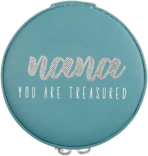 Pavilion Gift Company Nana You are Treasured Jewelry Case