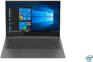 Lenovo IdeaPad 730s Notebook, 13.3 Inch FHD (1920 X 1080) IPS Display, Intel Core i7-8565U Processor, 16GB DDR4 RAM, 512GB NVMe SSD, Dolby Atmos, Windows 10, 81JB0003US, Iron Grey