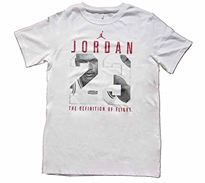 Amazon.com: Jordan Boys Air Hero T-Shirt Crew Neck: Sports & Outdoors