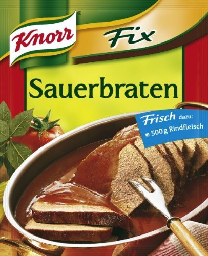 Knorr Fix sauerbraten (Sauerbraten) (Pack of 4) ()