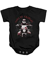 Ride On -- Sons Of Anarchy Infant One-Piece Snapsuit