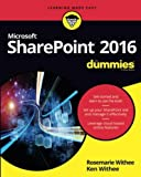 img - for SharePoint 2016 For Dummies (Learning Made Easy) book / textbook / text book